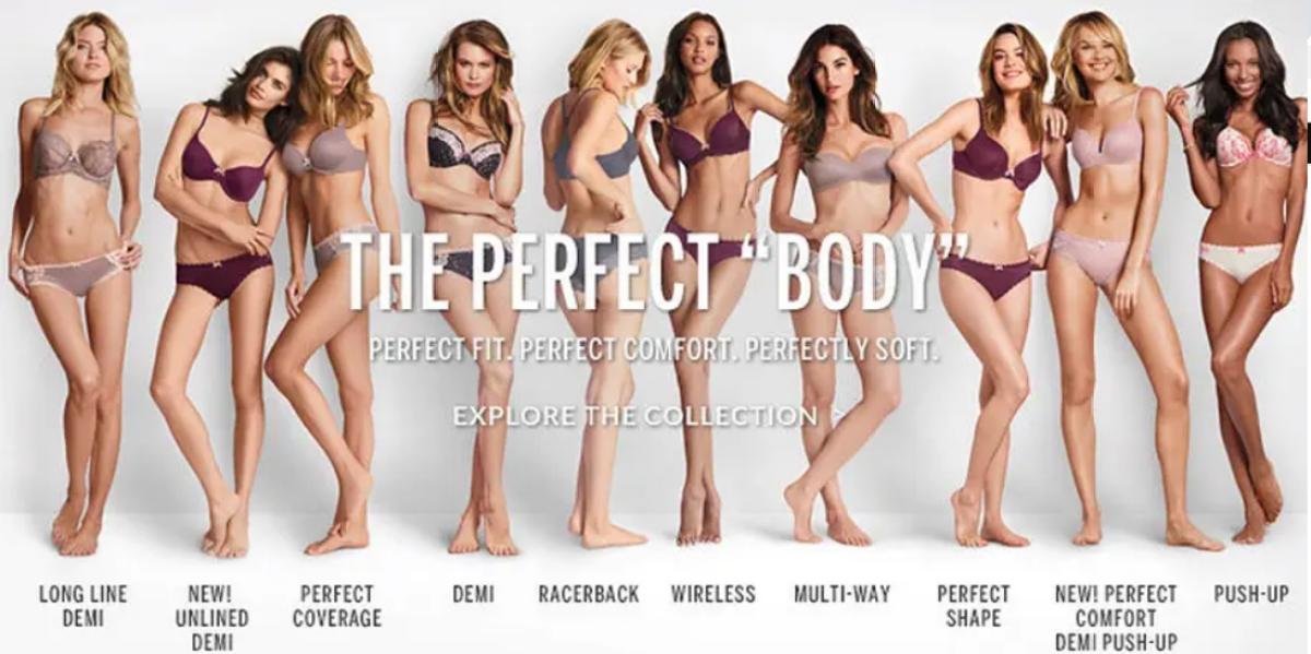 Victoria's Secret - The Perfect Body