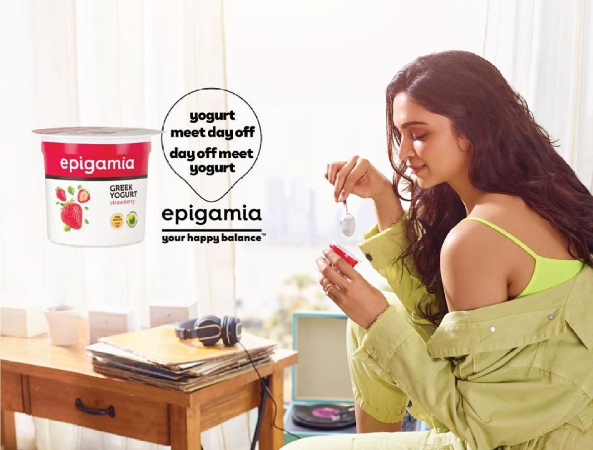 Deepika Padukone is part owner of Epigamia