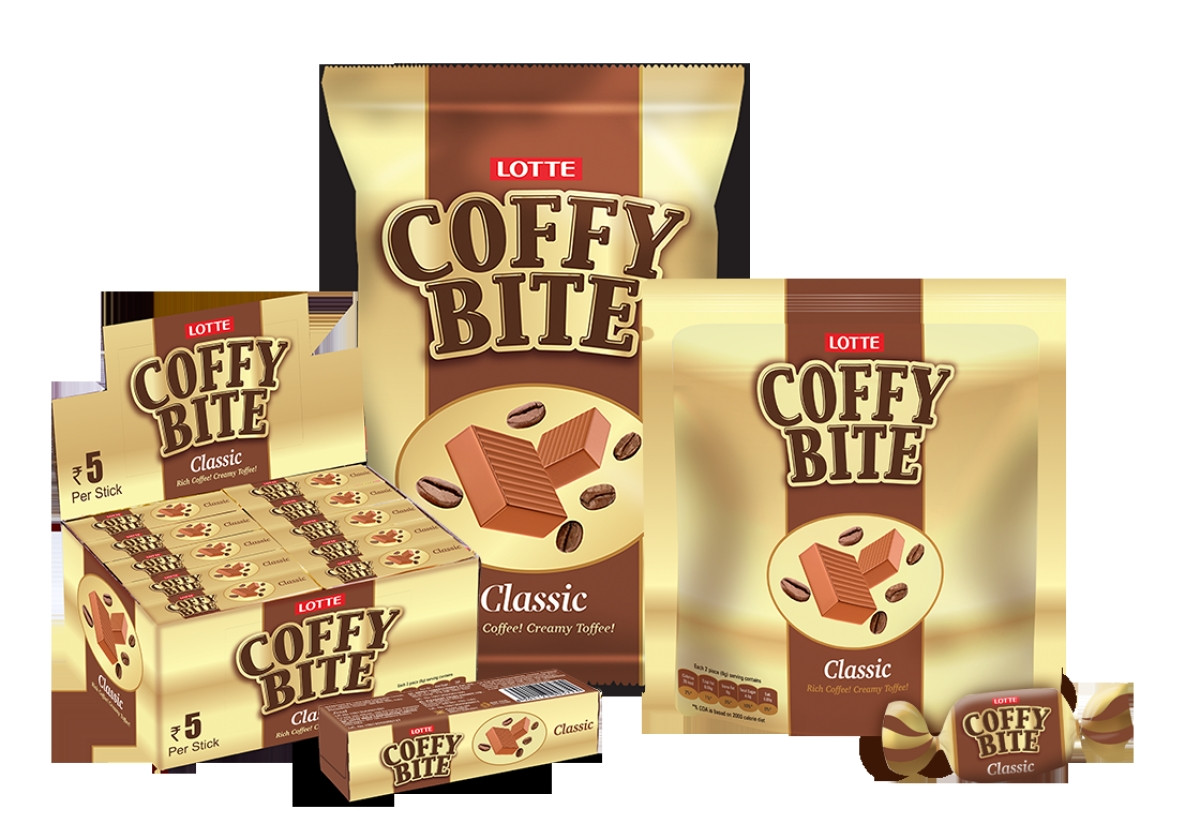 Copywriting from the '90s returns with new coffee-toffee TVC