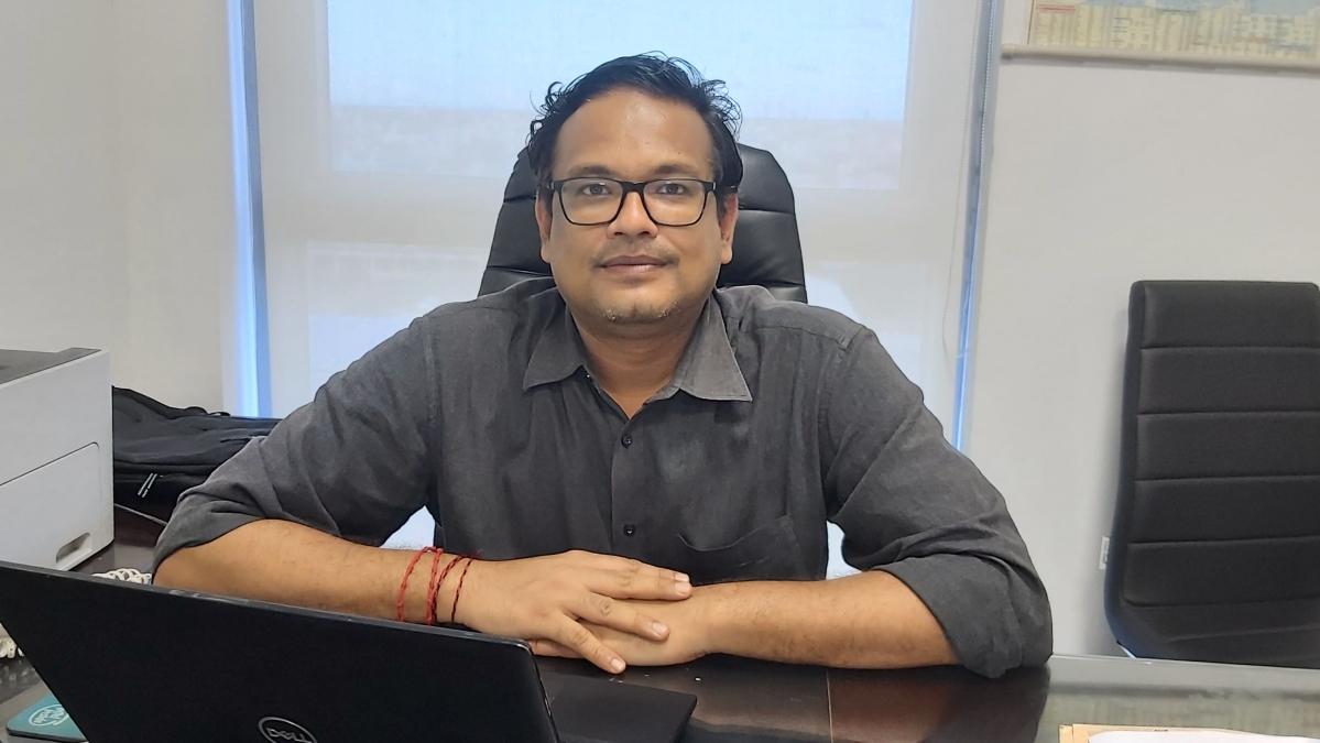 Venkatesh Parthasarathy, Marketing Head, Lotte India