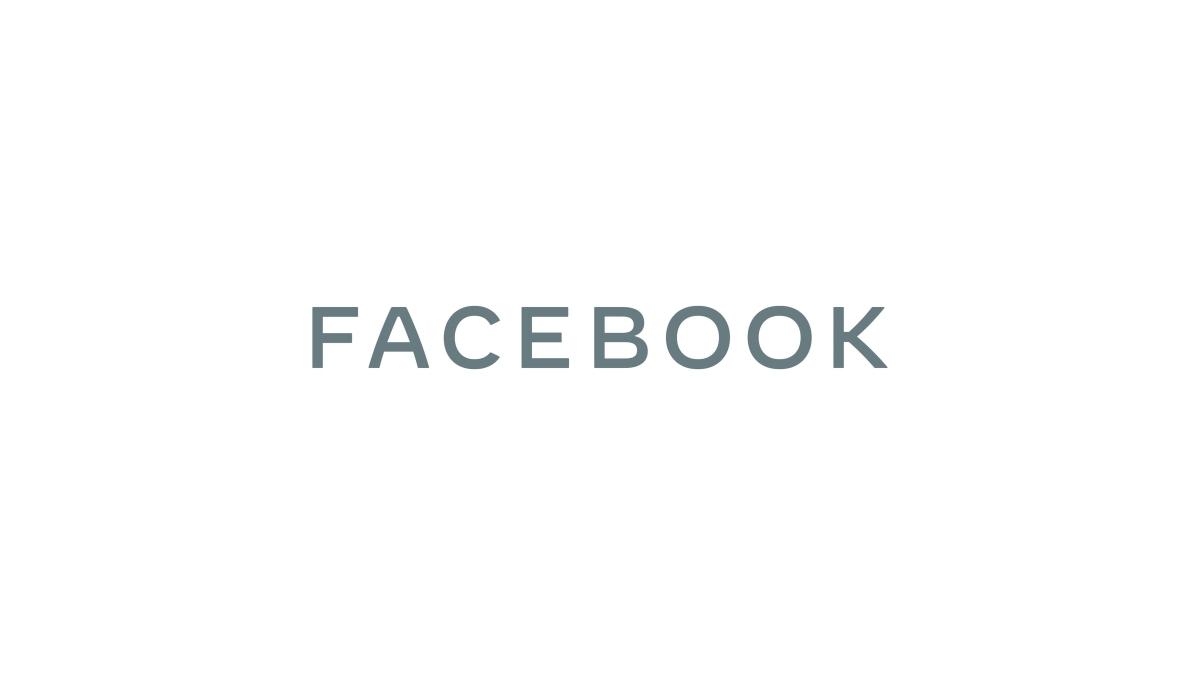 Facebook company's logo