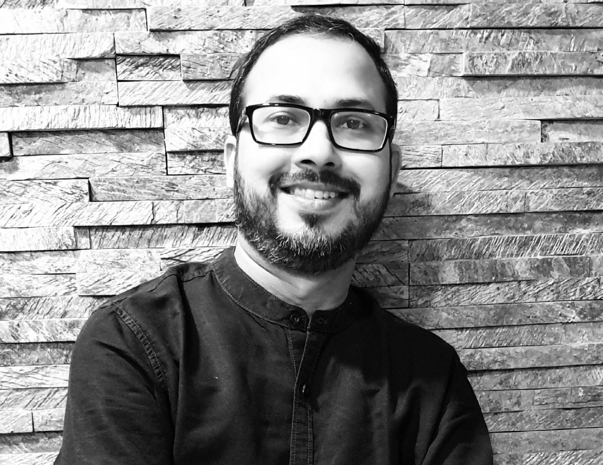 Neeraj Sharma, head of planning, Rediffusion
