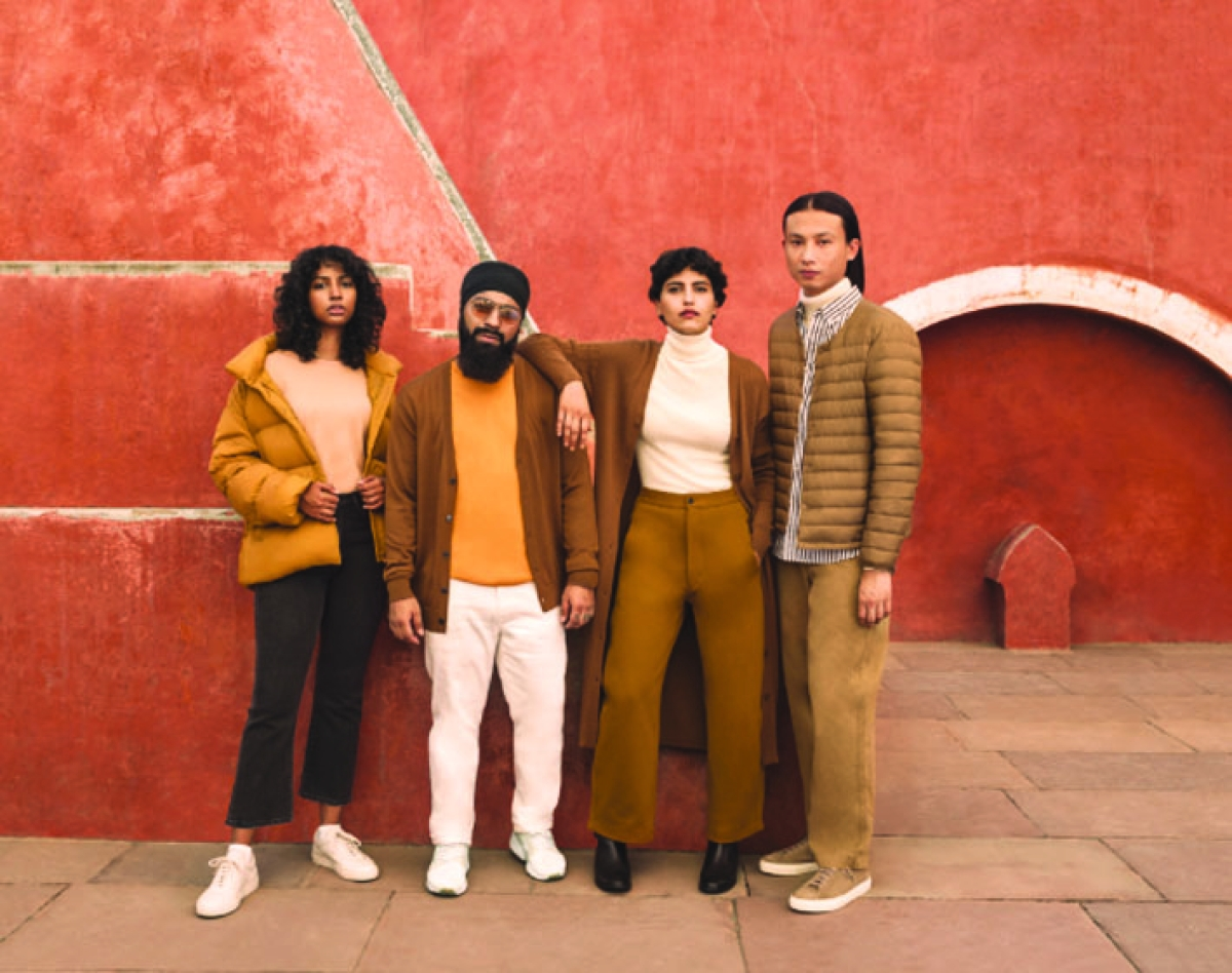 A look at Uniqlo's 'Together in LifeWear' campaign