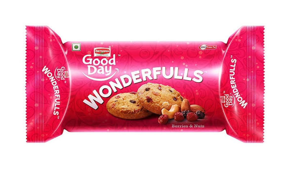 Good Day Wonderfulls Berries & Nuts