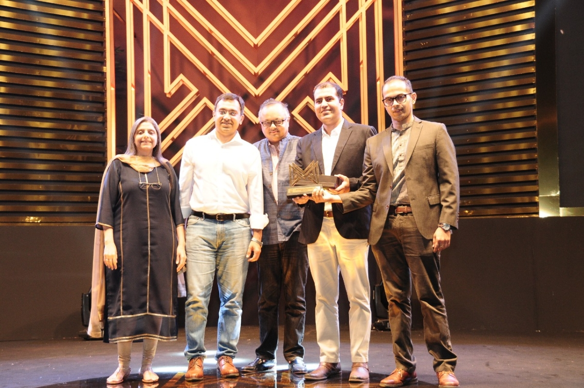 Team Asian Paints award was to breathe new life into a category