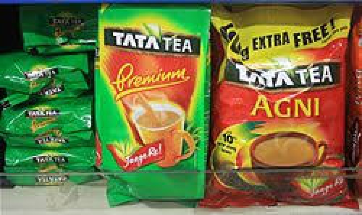 Tata Tea packaging before 2015