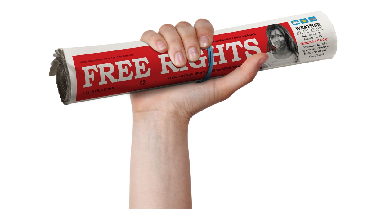 The Free Press Journal's Free Rights edition