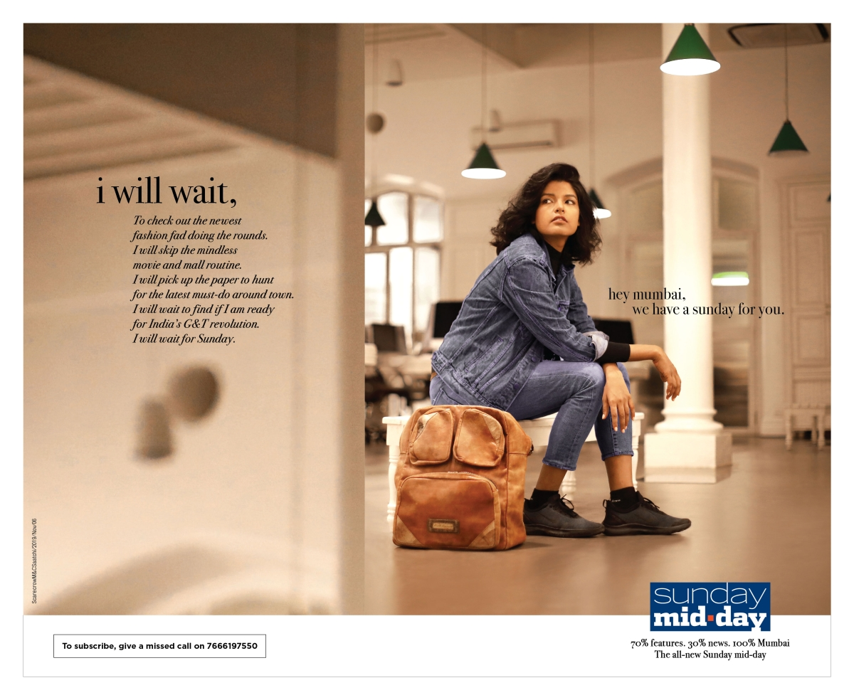 Mid-Day revamps its Sunday edition