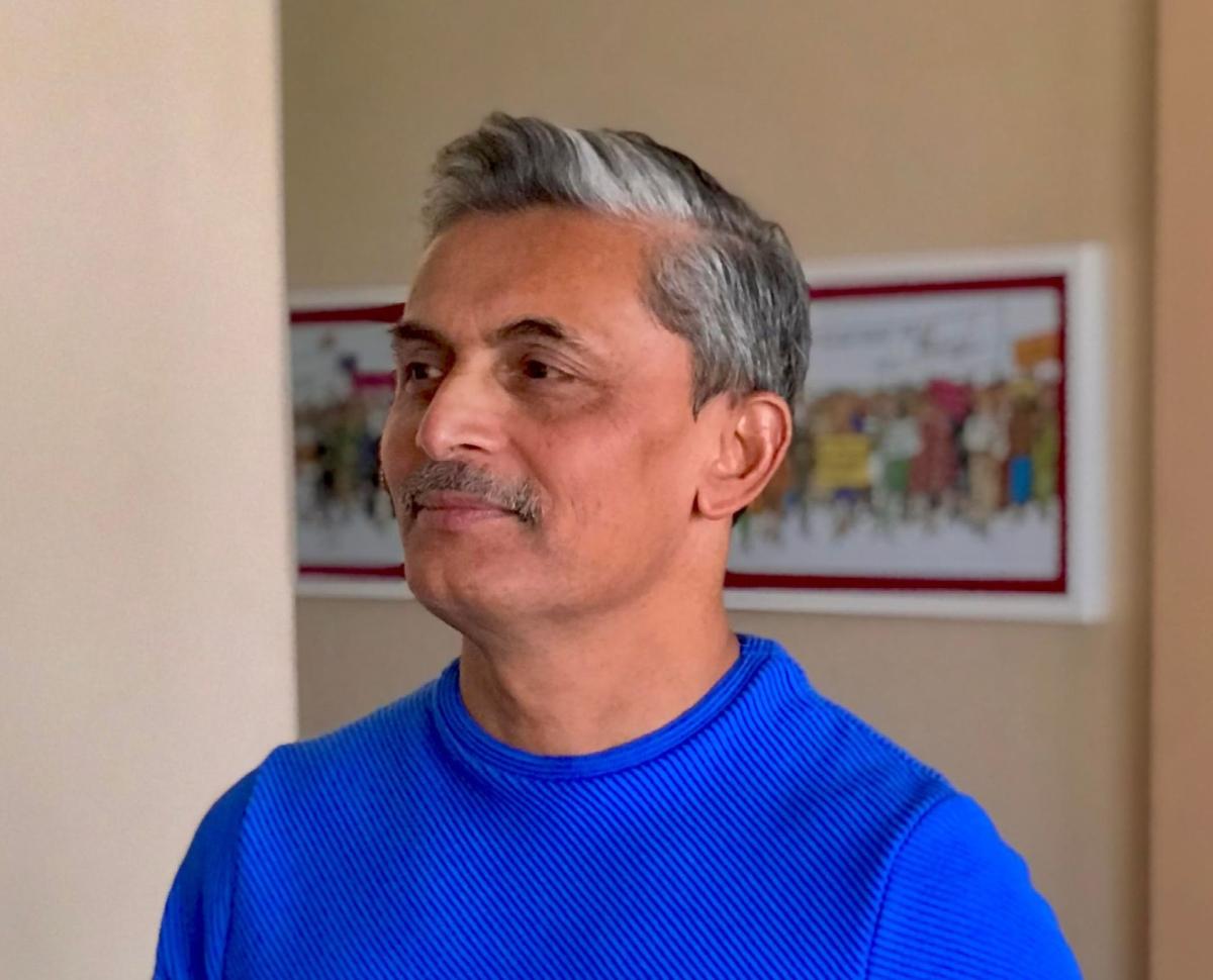 Jagdish Acharya, founder and creative head, Cut The Crap