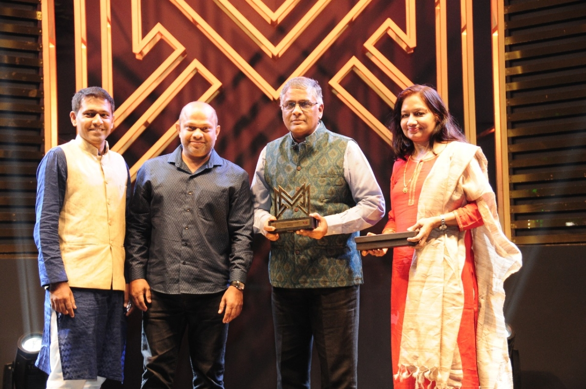 Team FabIndia gets recognition