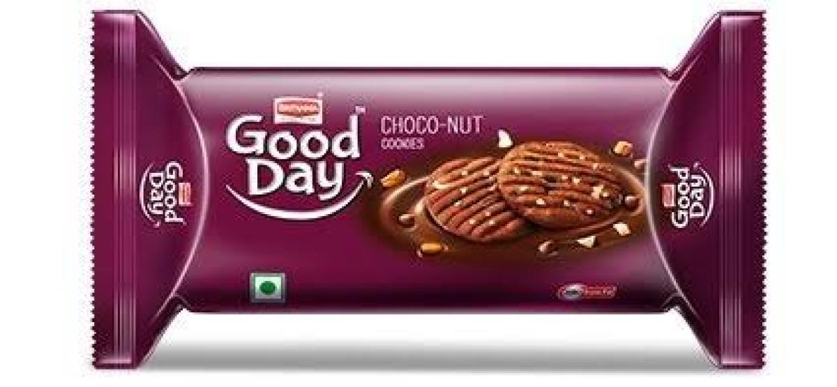 Good Day Wonderfulls Choco nut