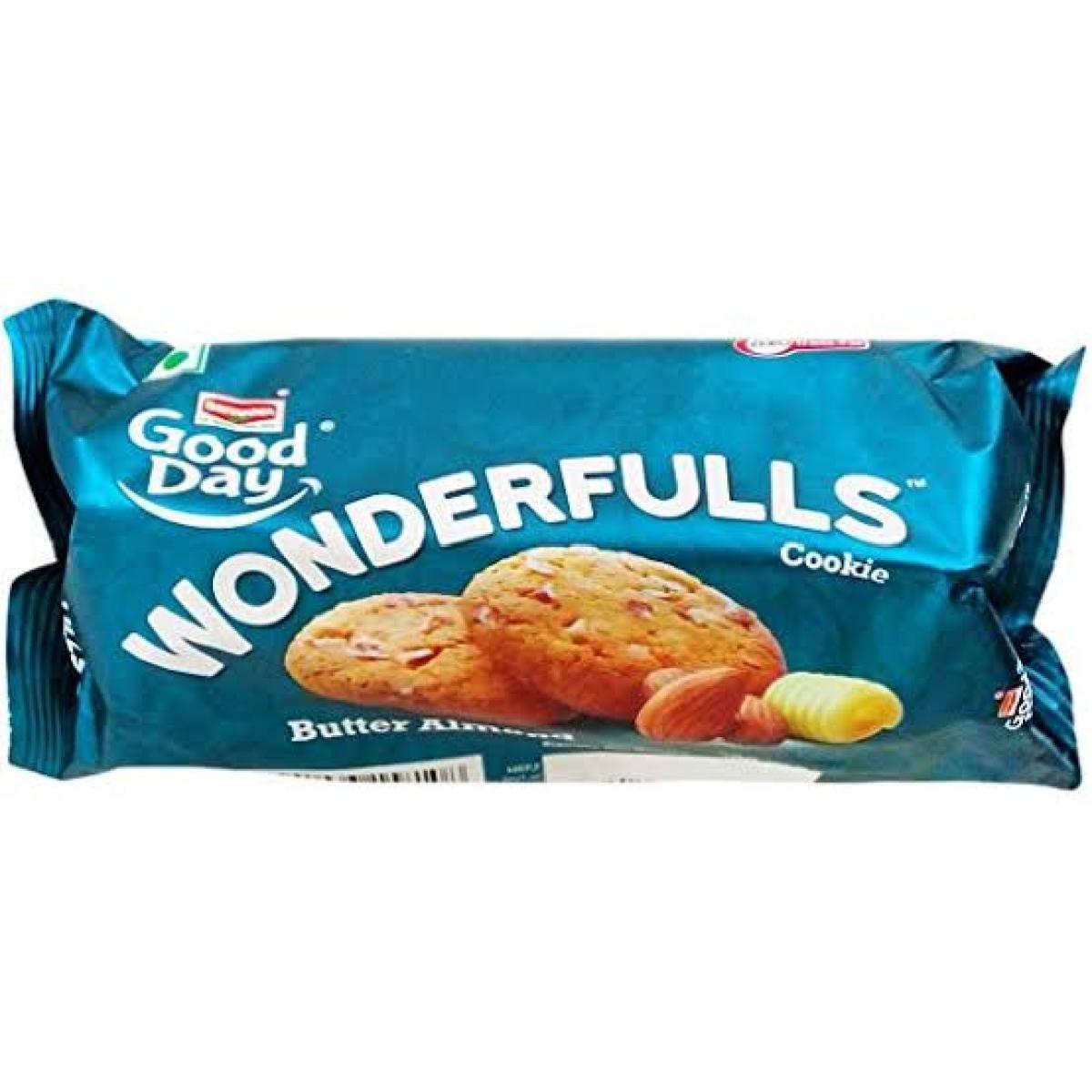 Good Day Wonderfulls Butter Almond