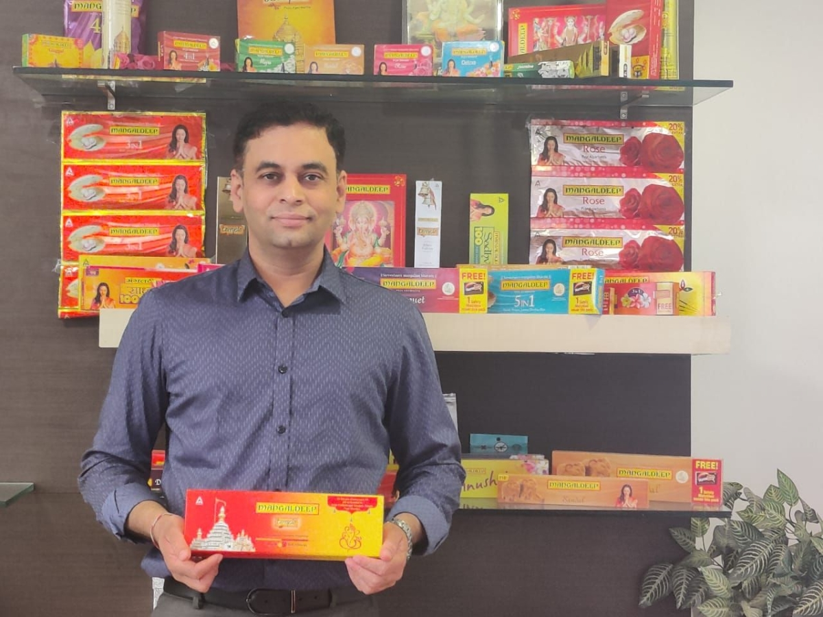 Ravi Rayavaram, chief executive of Matches and Agarbatti Business, ITC