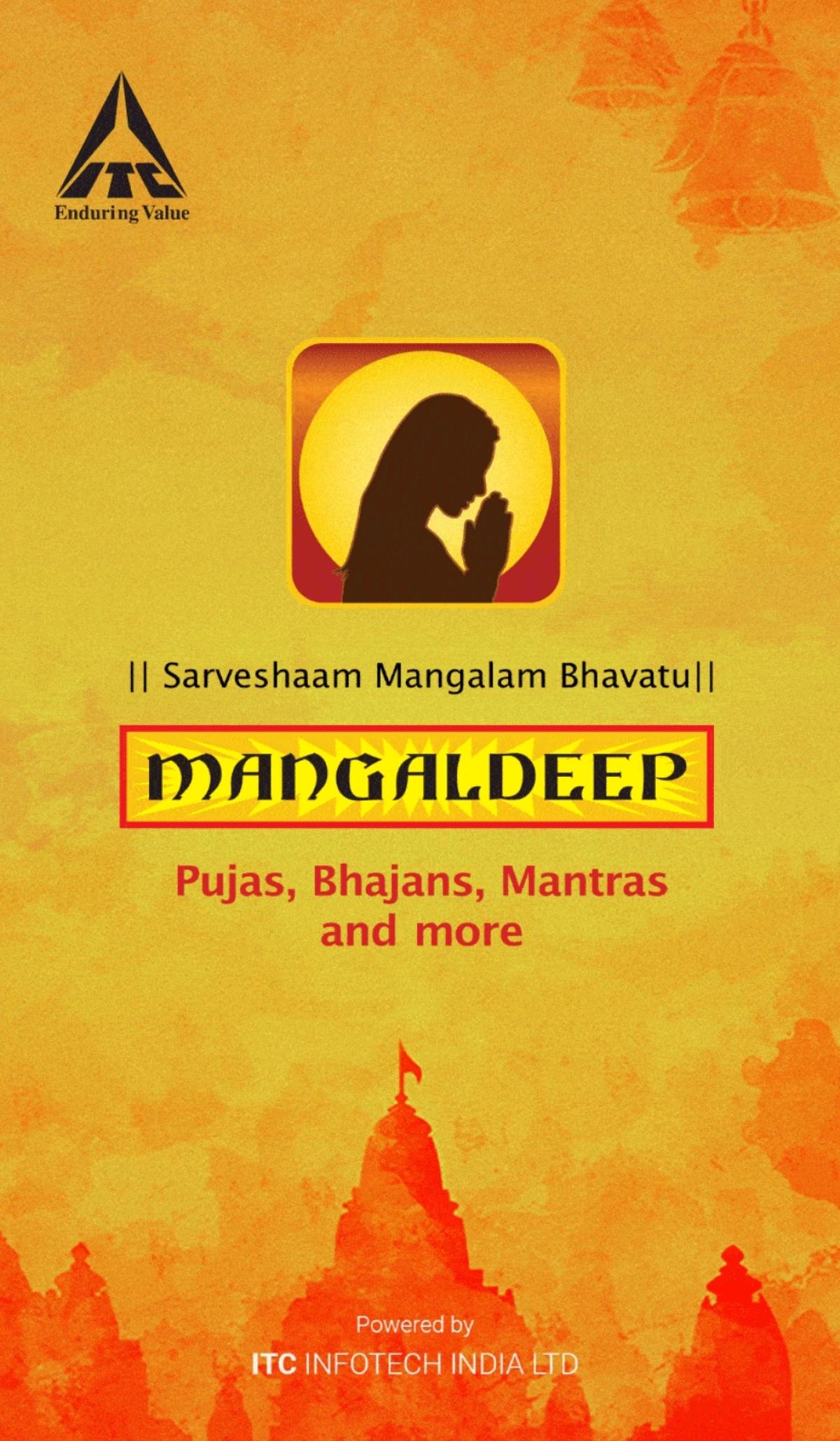 The Mangaldeep App