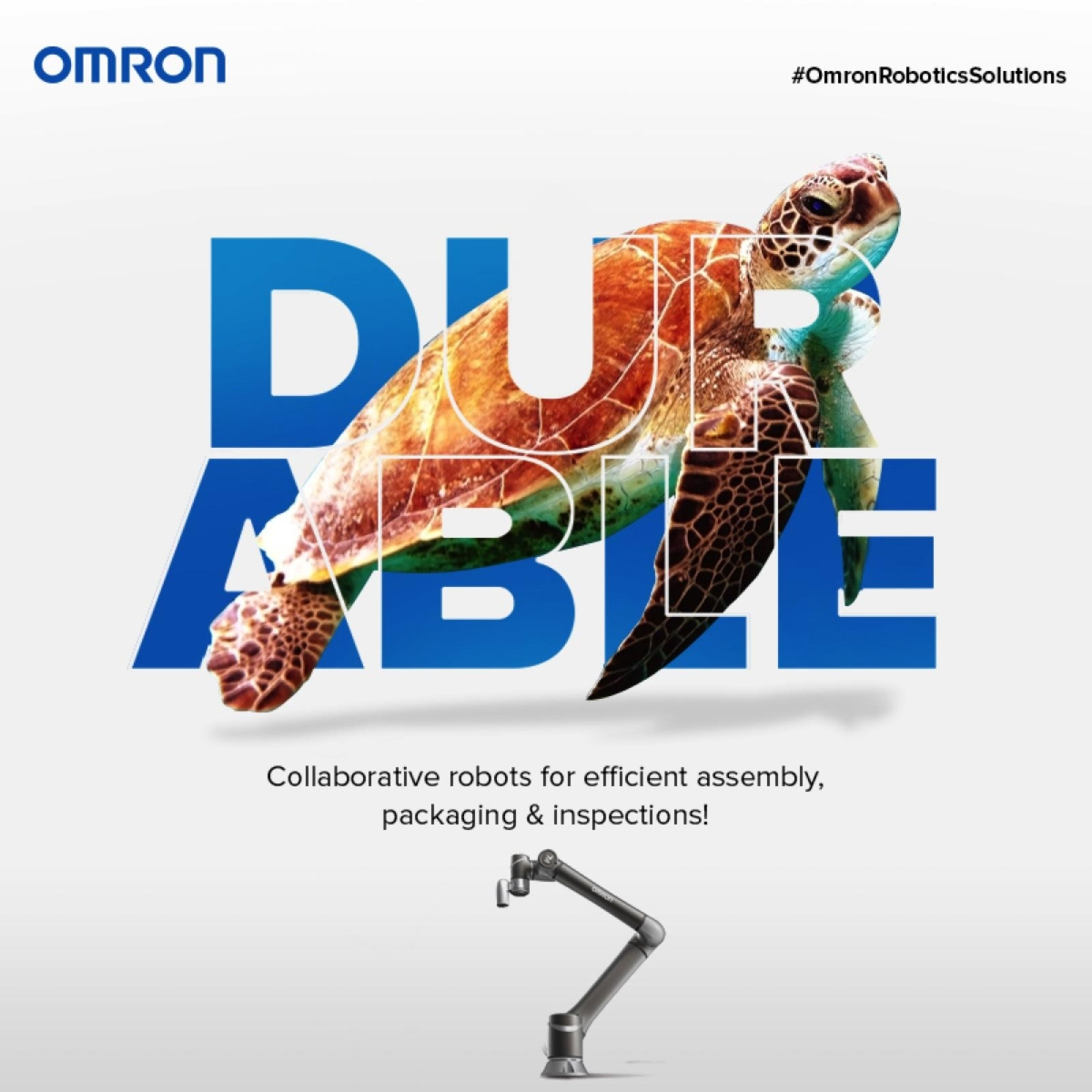 Omron robotics solutions