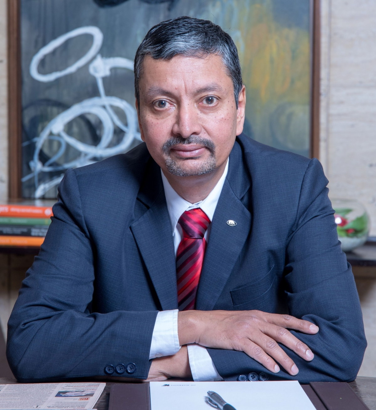 Manohar Bhat, VP & head of sales and marketing, Kia Motors India
