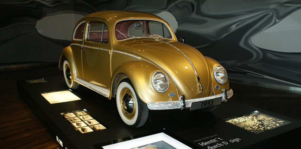 The Millionth Beetle to be produced