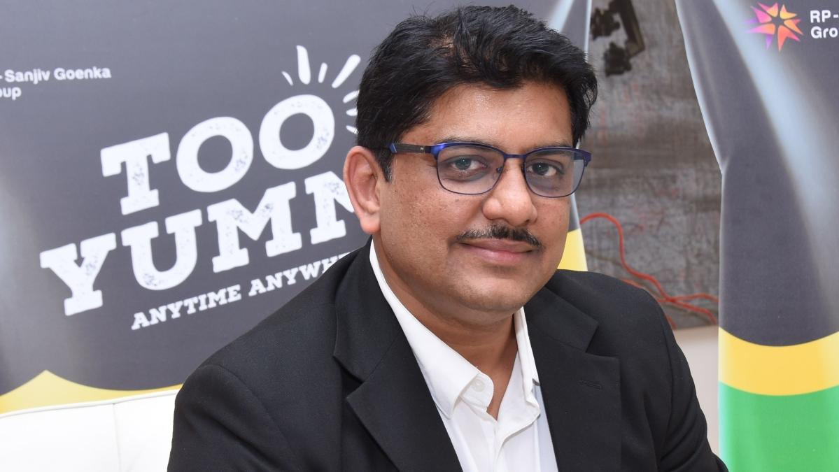 Anupam Bokey, CMO, RPSG FMCG (Guiltfree Industries) Too Yumm!