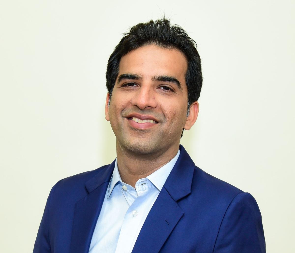 Zameer Kochar, VP – marketing and member engagement, InterMiles