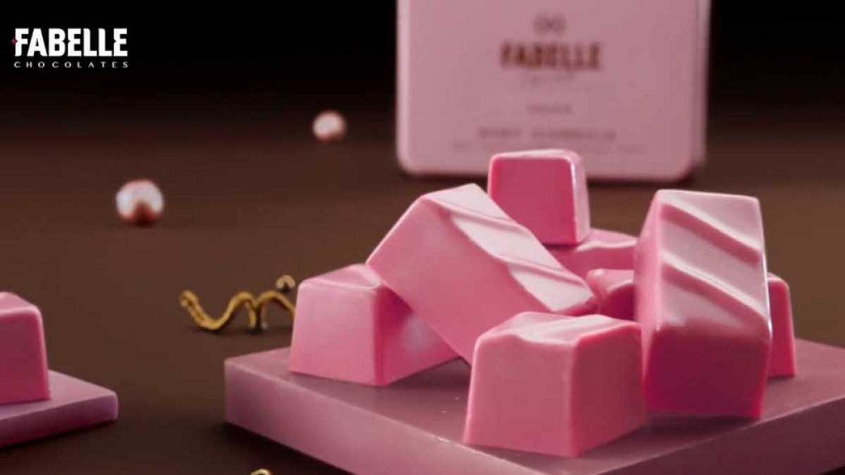 Fabelle Ruby Gianduja