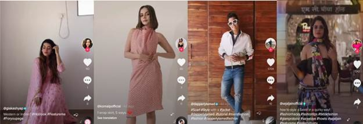 From haute couture to street style, TikTok has got it all covered!
