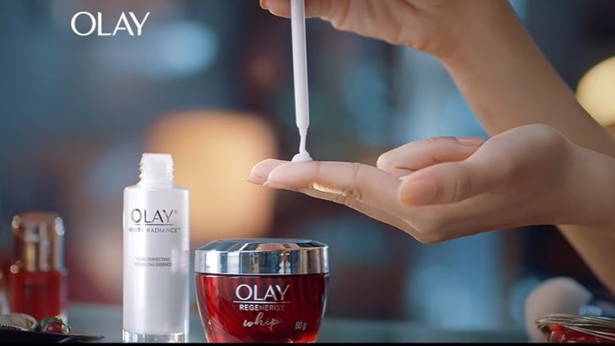 Is Olay India's new ad aimed at a younger audience?