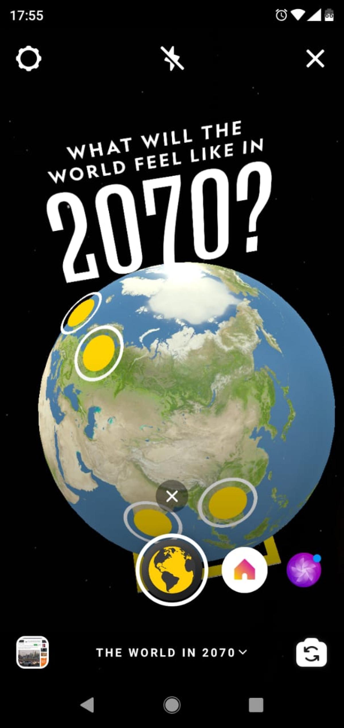 Earth Day: Greta Thunberg and Nat Geo lead the way