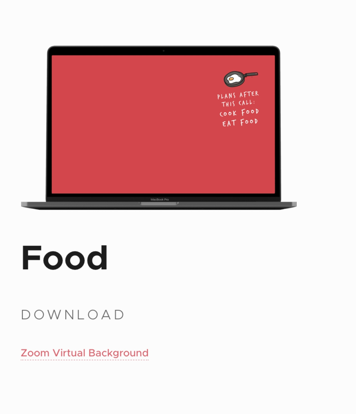 Zomato offers creative Zoom virtual backgrounds to spice up video calls