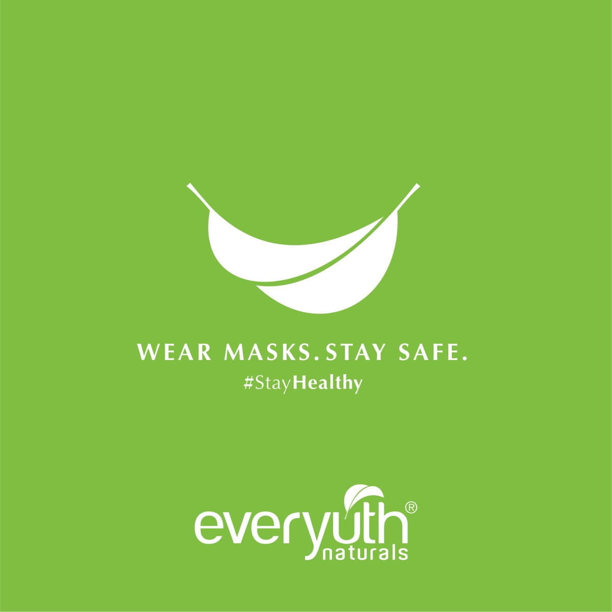 Everyuth Naturals urges consumers to practice #SocialDistancing