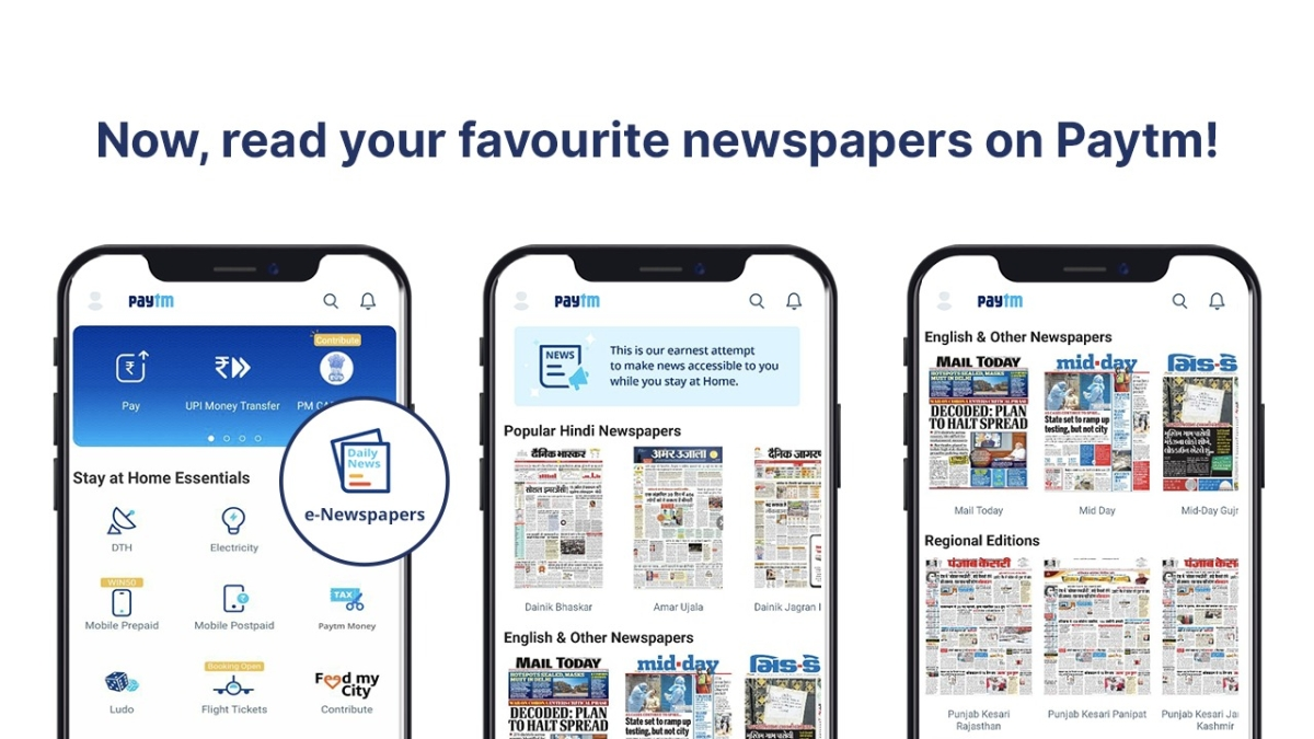 Paytm turns publisher in a bid to fight misinformation and fake news