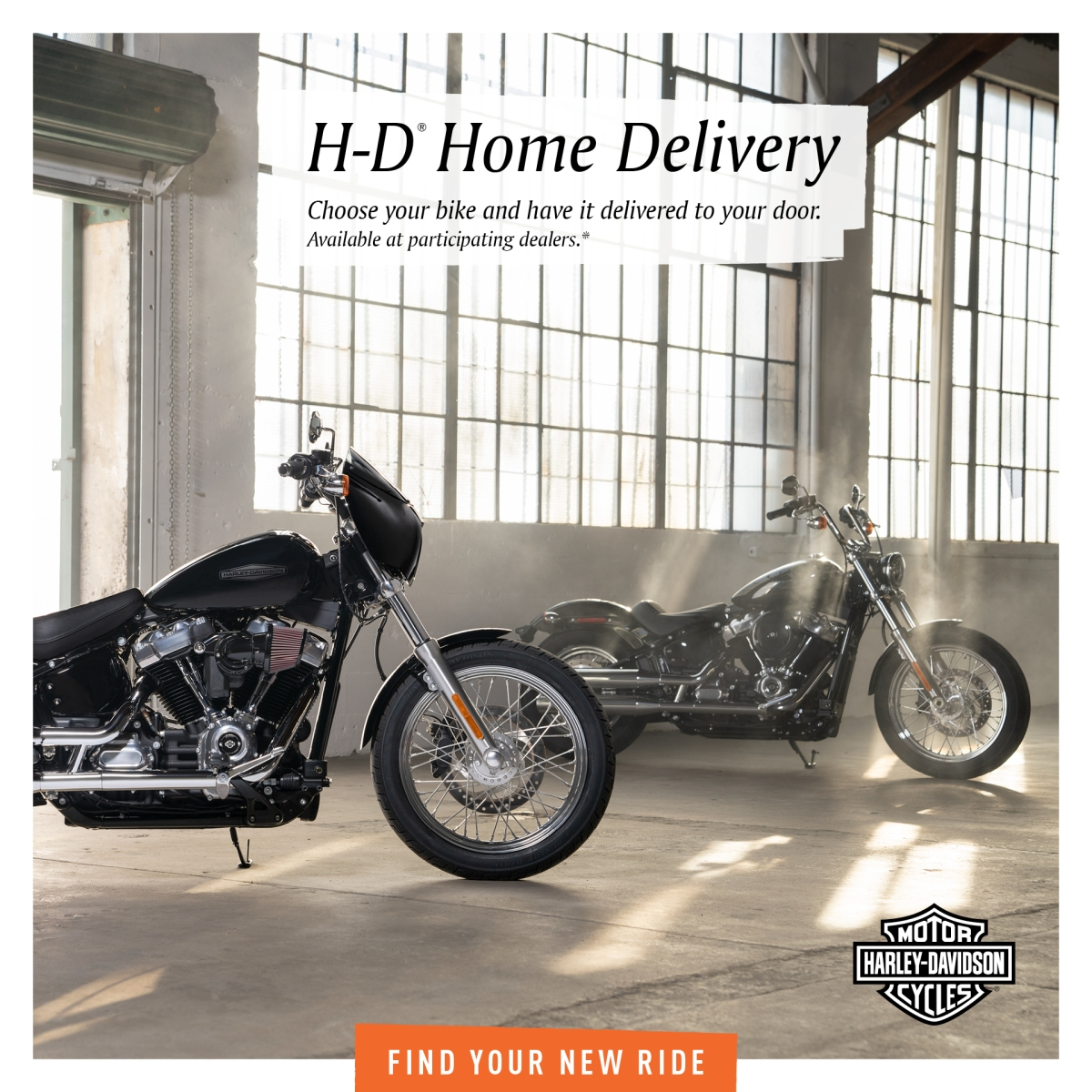 Harley-Davidson India launches home delivery service for its motorcycles among other initiatives...