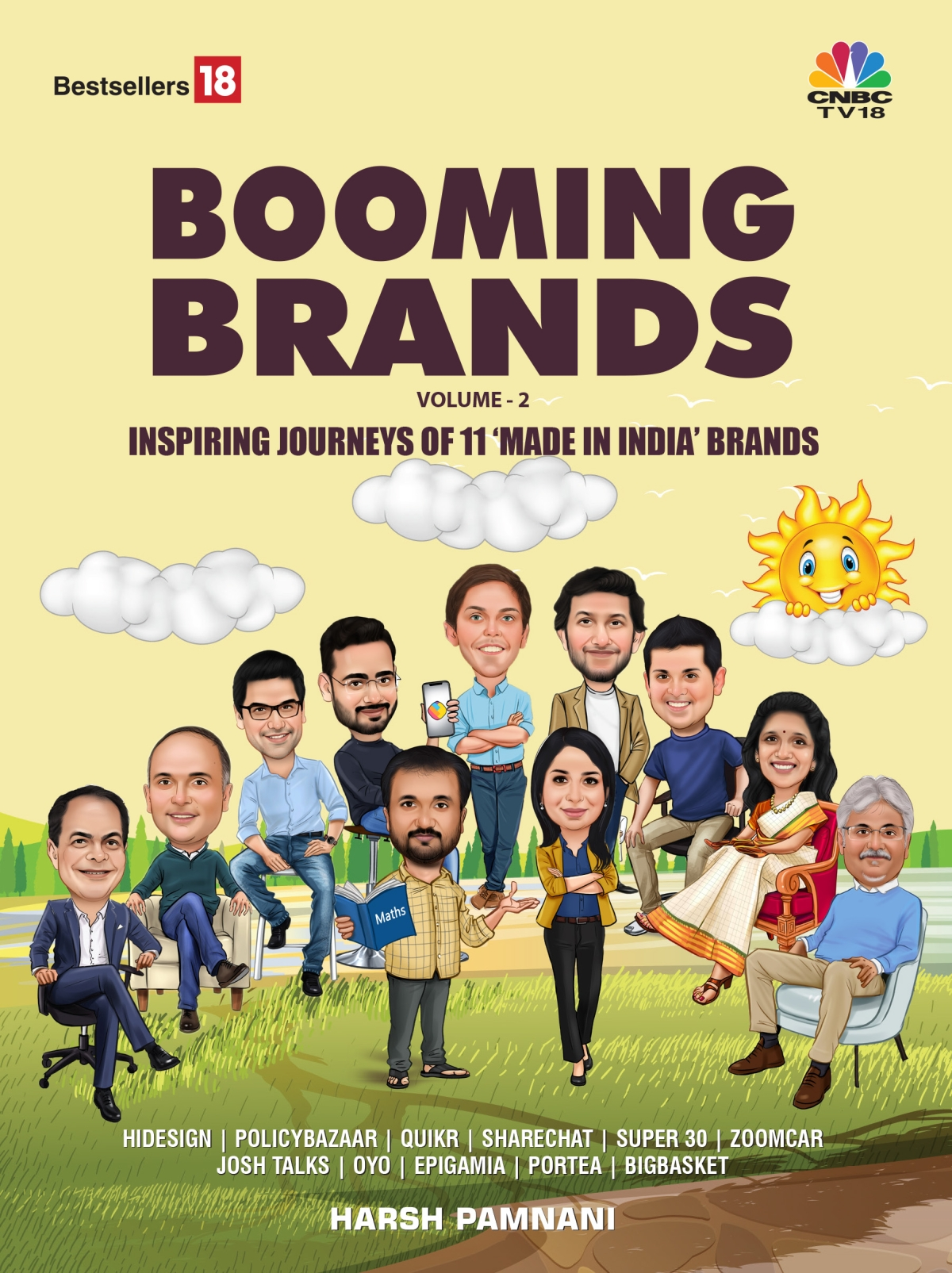 Booming Brands front cover