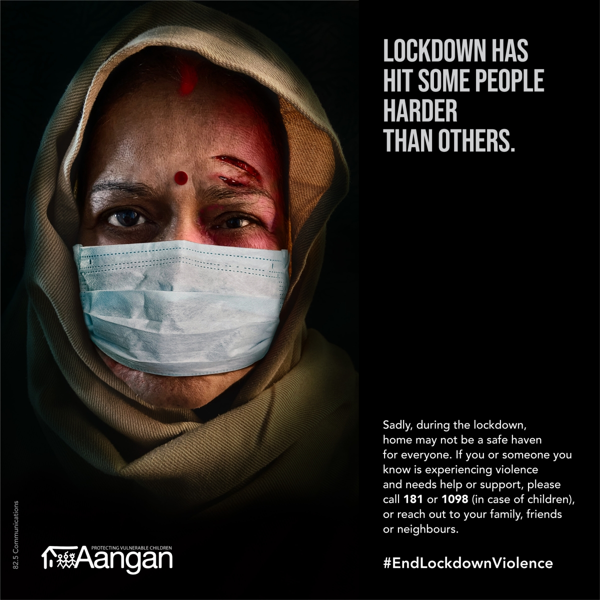 Domestic abuse: The hidden reality of locked-down India