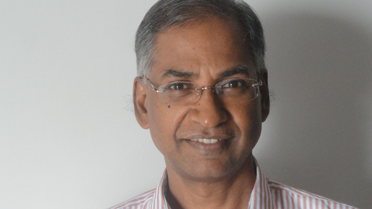 K Vaitheeswaran, e-commerce consultant and founder of Again Drinks and Indiaplaza