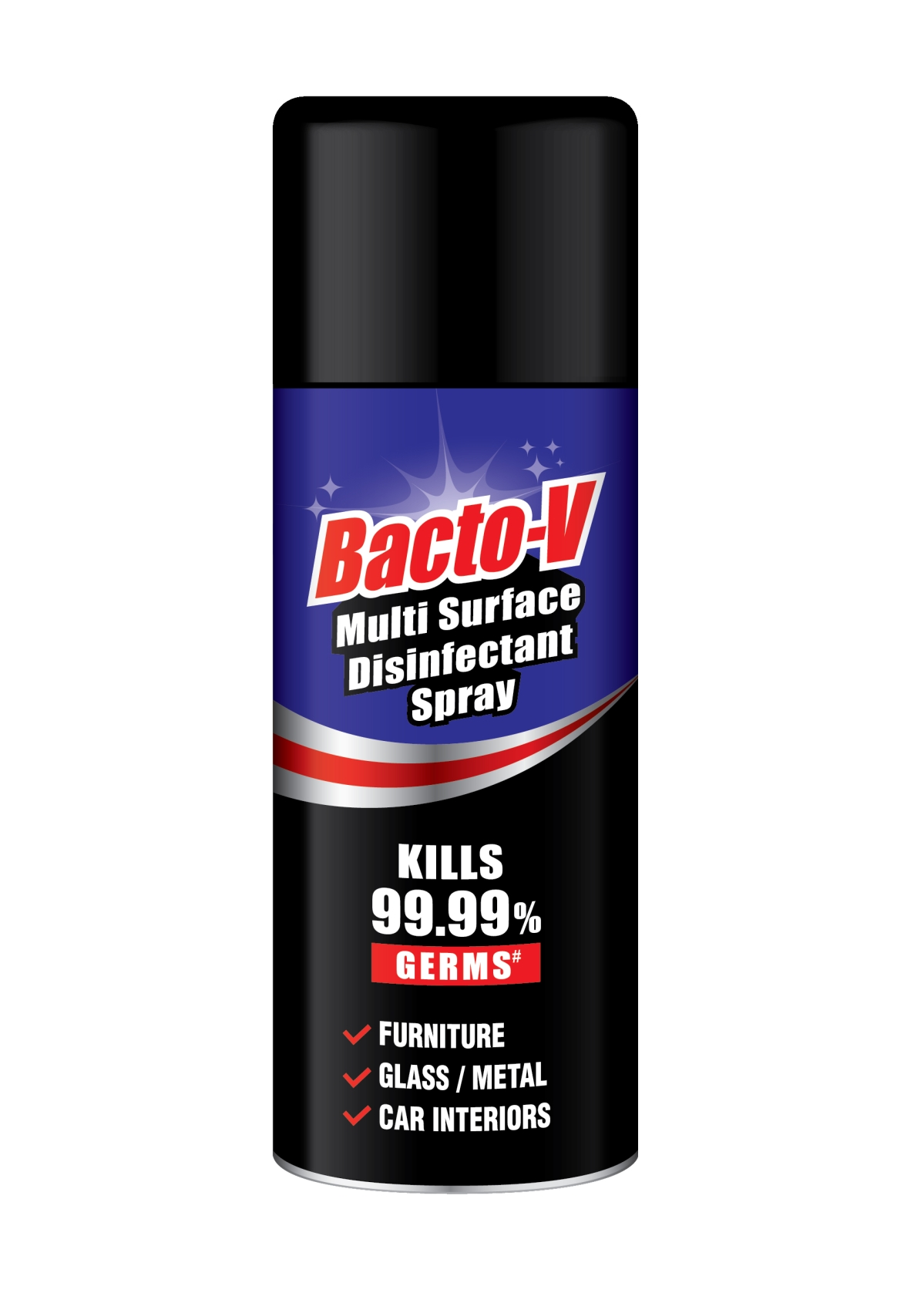 Bacto-V Multi Surface Disinfectant