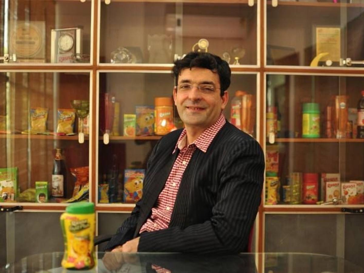 Piruz Khambatta