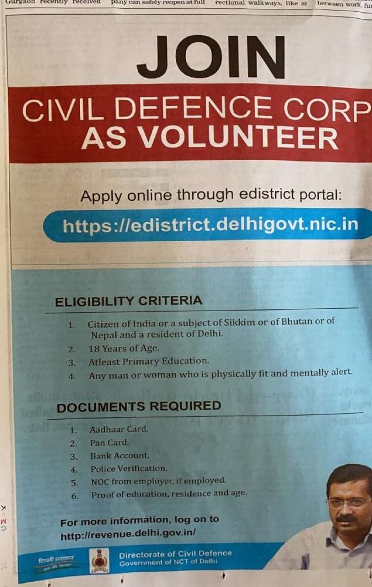 Sikkim asks Delhi government to withdraw 'offensive' ad