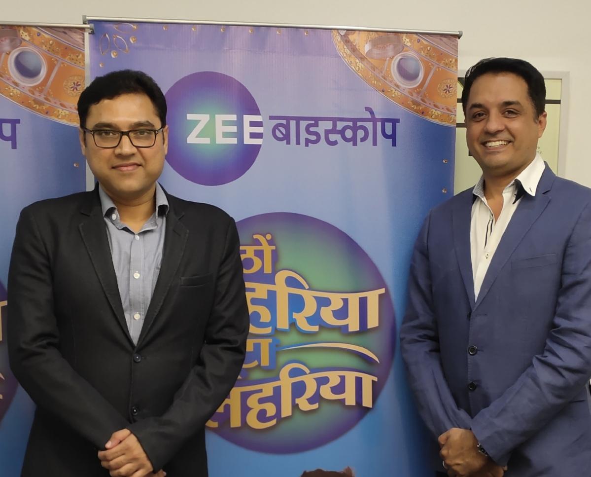 Samrat Ghosh and Amarpreet Singh Saini