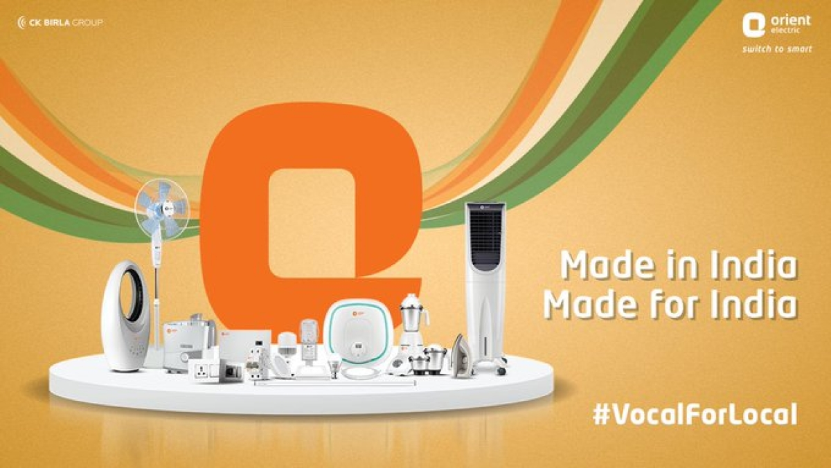 Brands show off 'swadeshi' wares after PM Modi's speech about self reliance