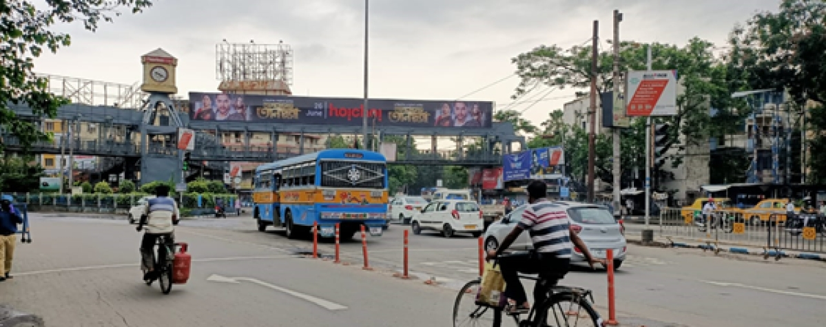 Entertainment in the city of Kolkata kick-starts with Tansener Tanpura OOH campaign