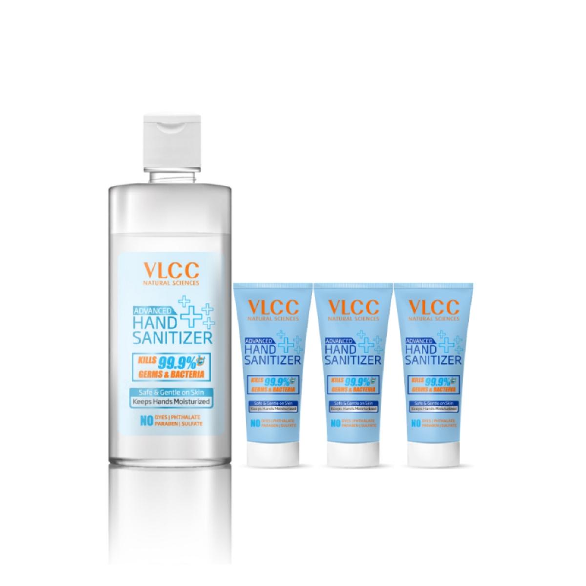 VLCC hand sanitiser