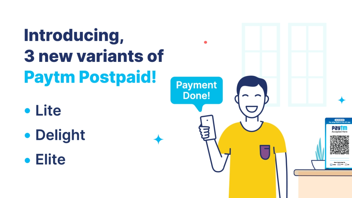 Paytm expands 'Postpaid' services to Kiranas & other internet apps