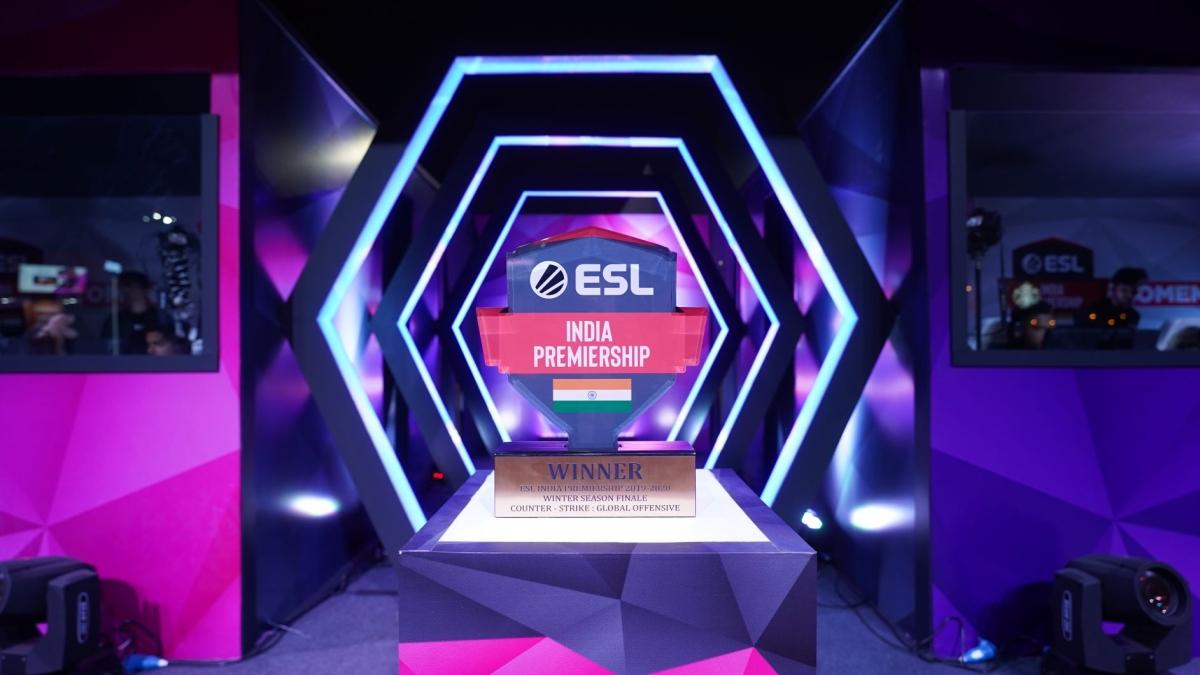 ESL Premiership Title