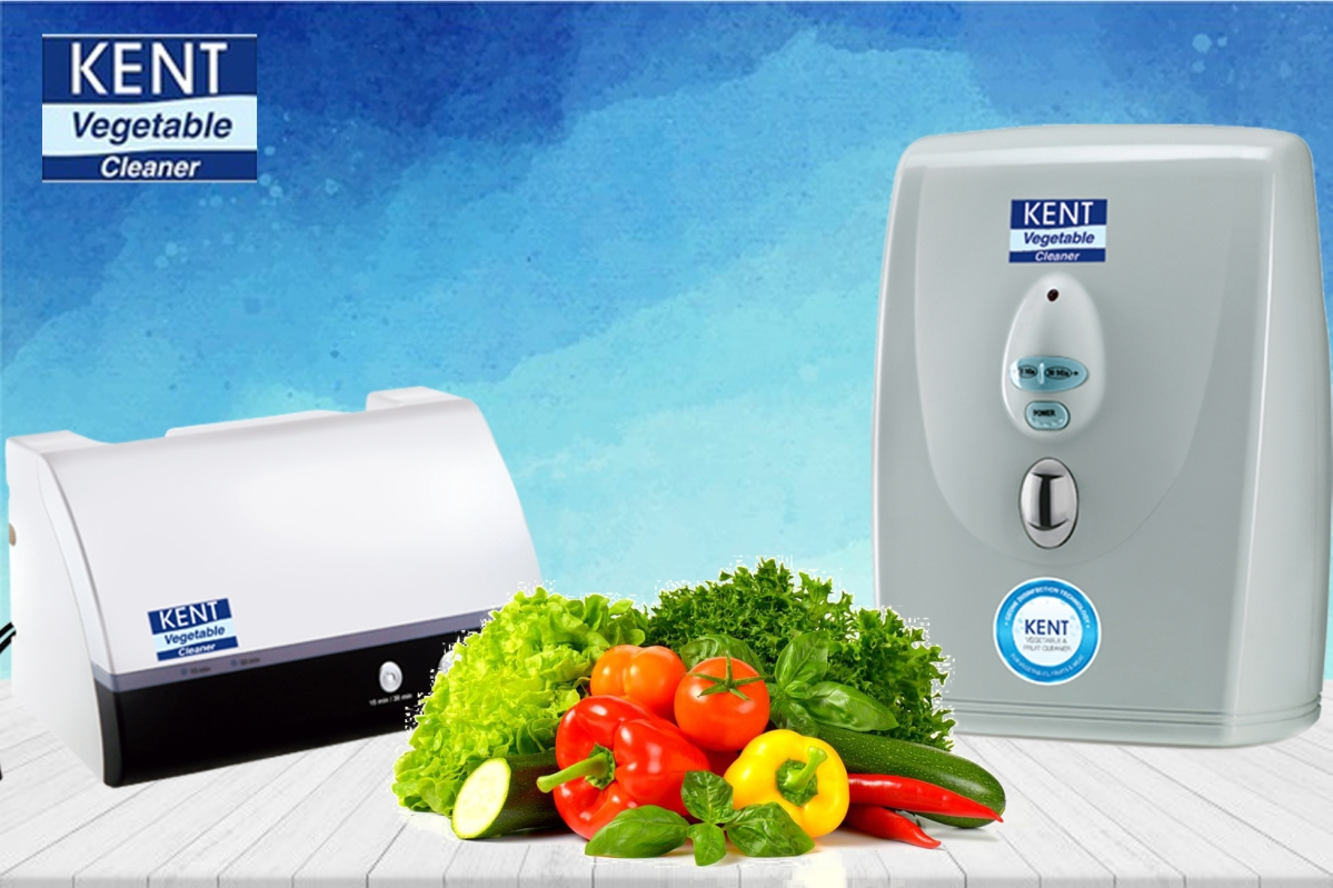 Kent vegetable and fruit cleaner devices