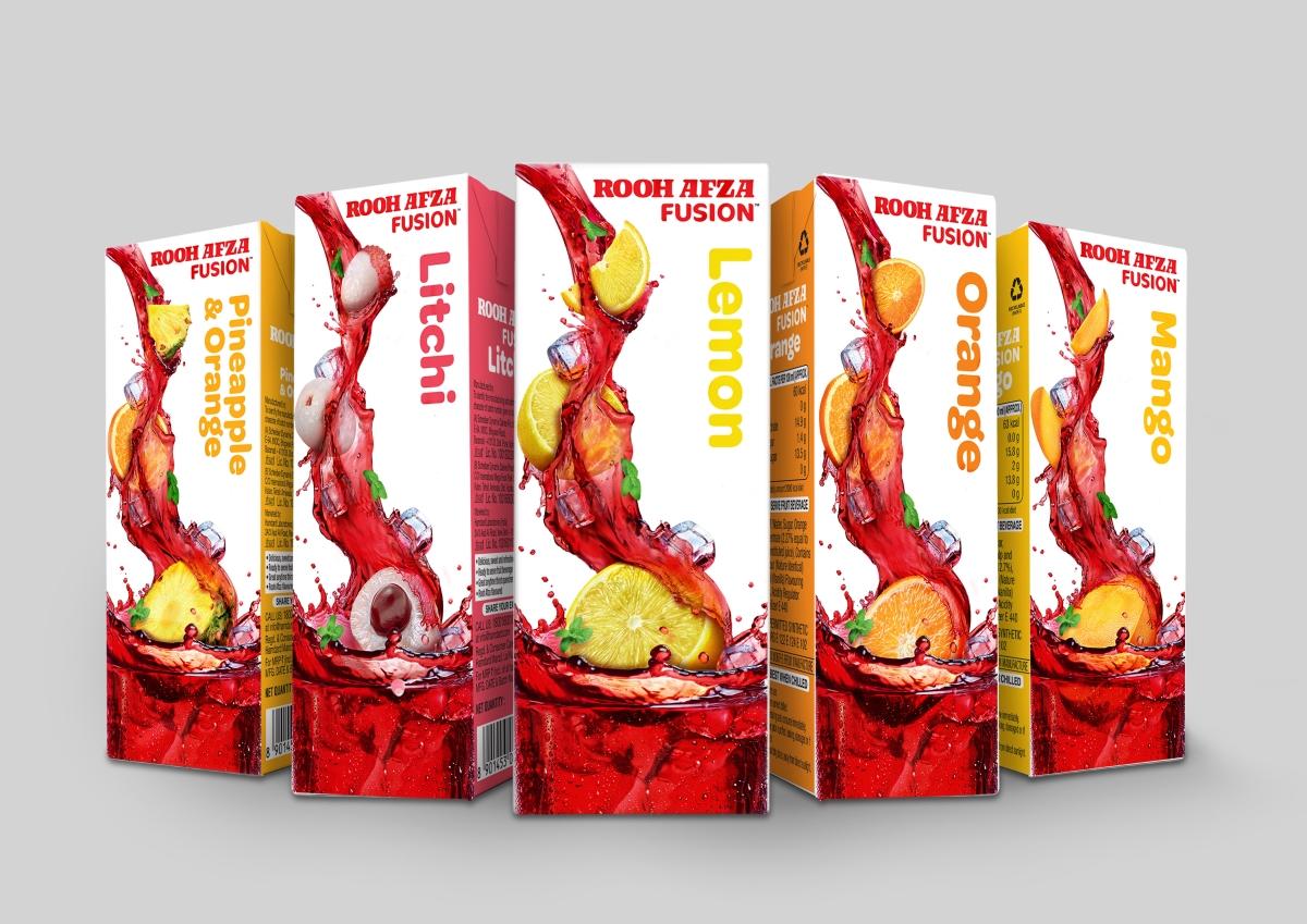 RoohAfza fruit juices