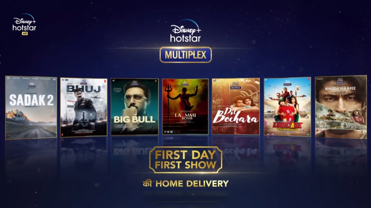 How streaming platforms like Disney+ Hotstar are disrupting the multiplex business