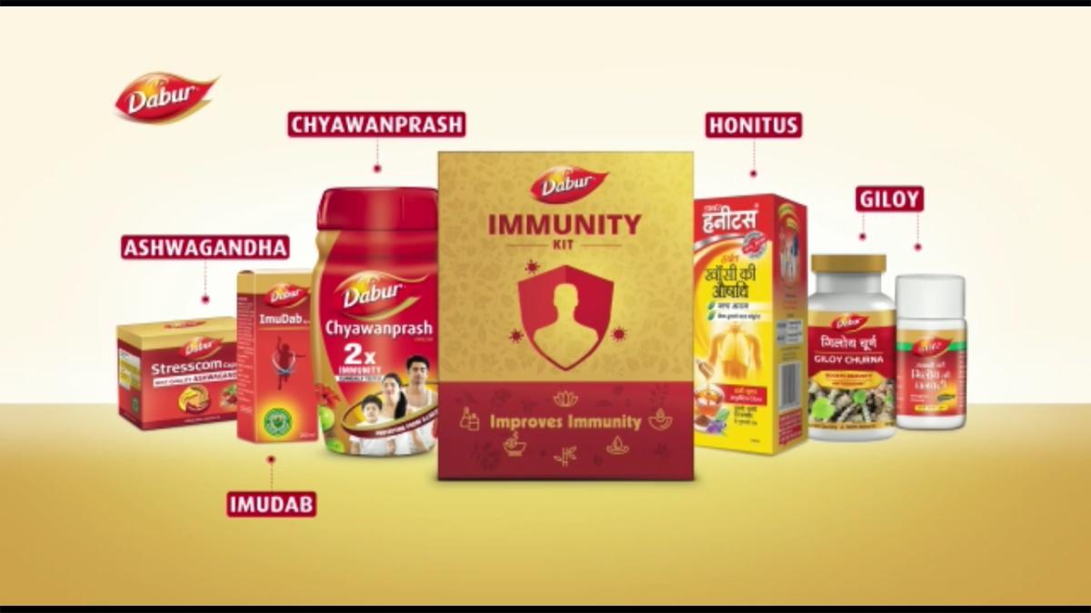 Dabur reclassifies portfolio; launches 'Immunity Kit'