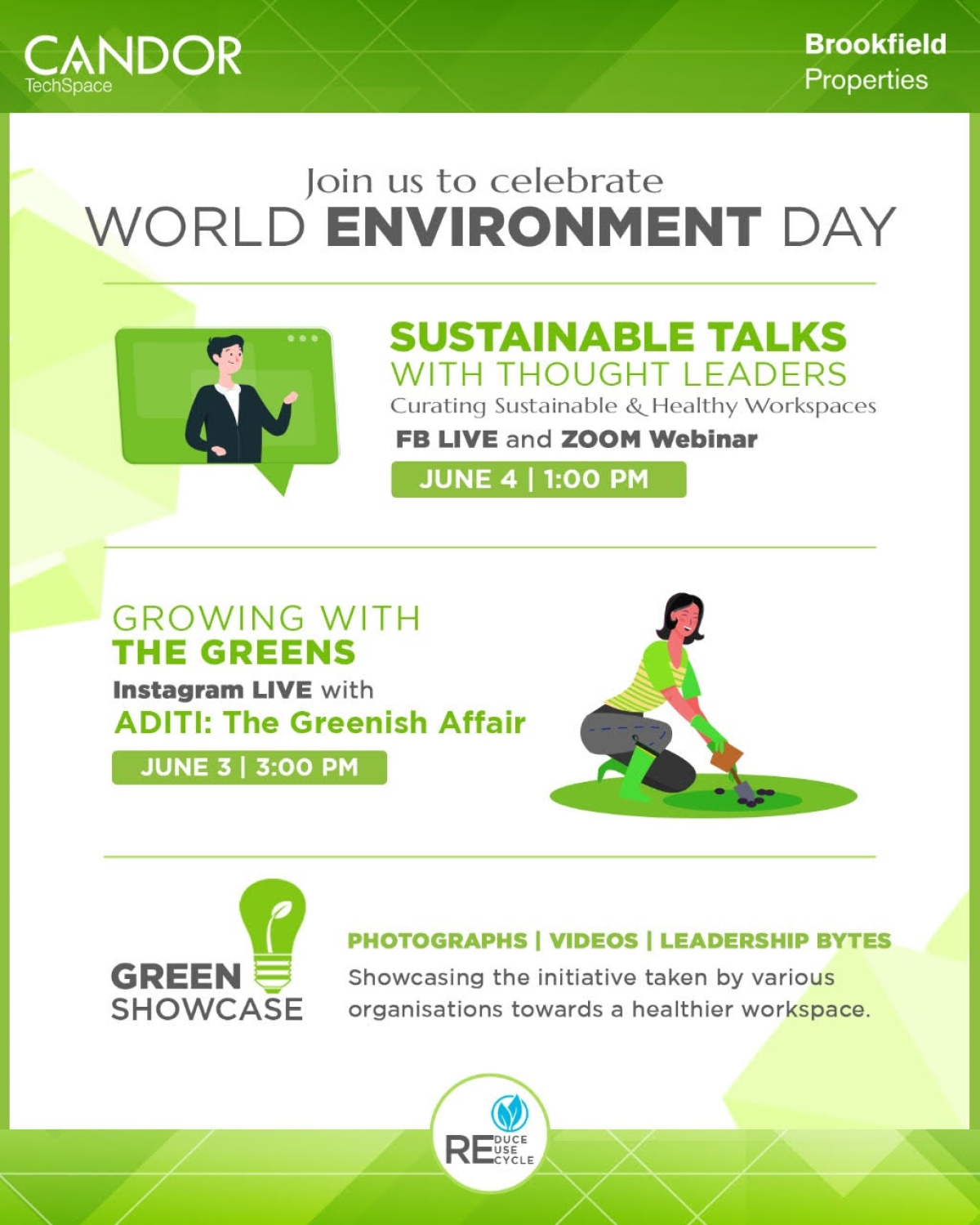 World Environment Day 2020 campaigns take the onus of spreading awareness