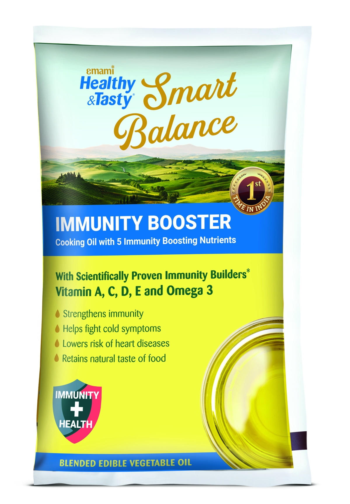 Emami Agrotech launches immunity booster edible oil