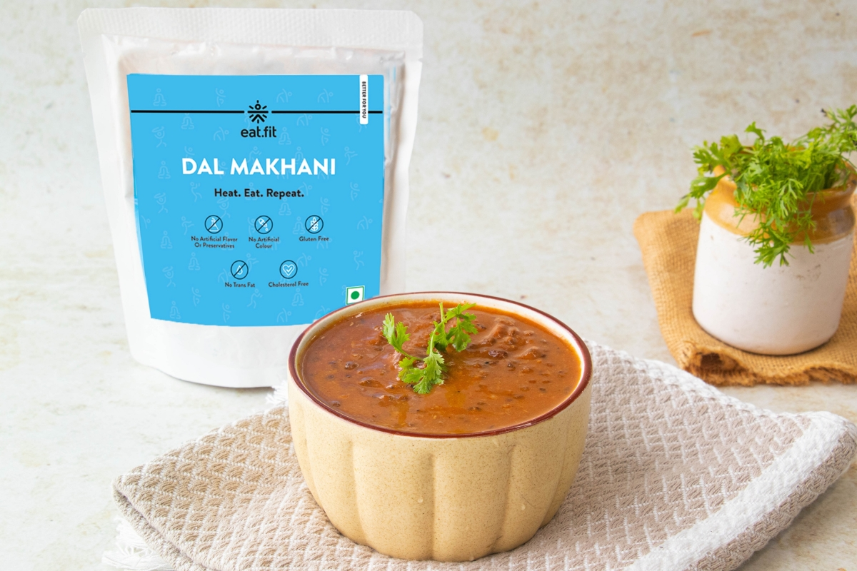 Dal Makhani variant of the ready-to-cook meal